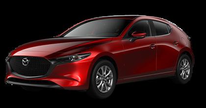 2021 Mazda 3 Sport GX